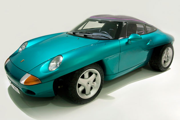 Porsche Panamericana Concept