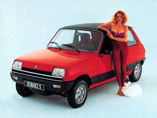 2023 - [Renault] R5  Renault_5_-1