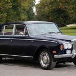 Rolls Royce Silver Shadow – Istorija modela