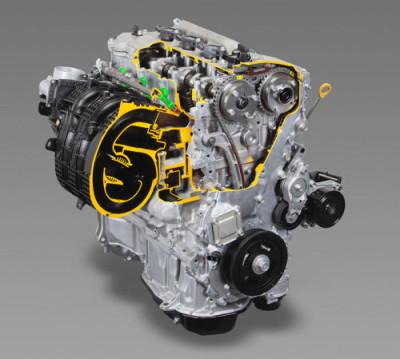 Usis promjenjive geometrije (Toyota Motor Co.)