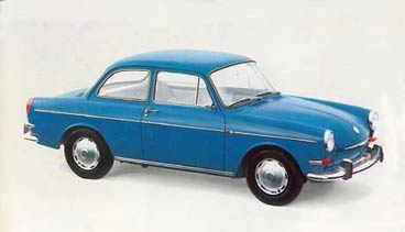 Volkswagen 1500/1600