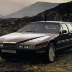 Aston Martin Lagonda – Istorija automobila