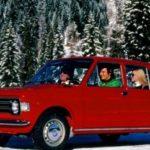 Fiat 128 – Istorija automobila