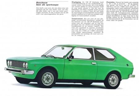 Produženi zadnji deo redizajniranog kupea nije lep, ali se uklapa u dizajnerske trendove sa kraja sedamdesetih