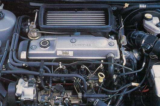 ford 1.8td motor