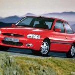 Ford Escort  – Istorija automobila