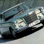 Mercedes 300 SEL 6.3 1968.  1972. – Istorija automobila