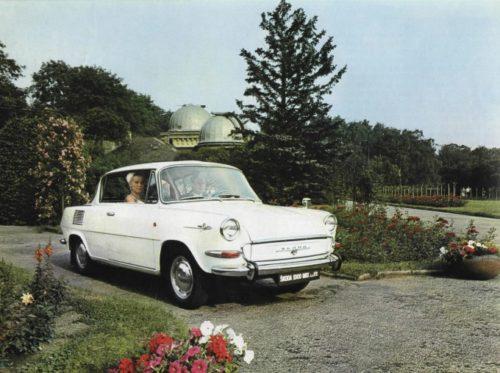 Kupe varijanta je imala pojačan motor u odnosu na limuzinu