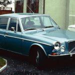 Volvo 164 – Istorija  modela