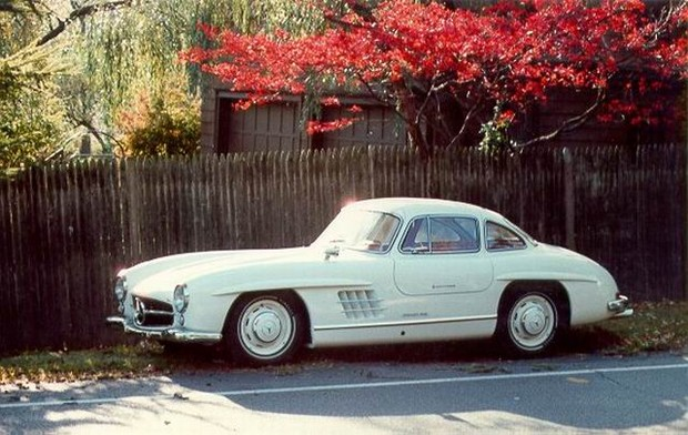 Mercedes Benz 300 SL Coupe