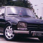 Peugeot 504 – Istorija modela