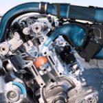 Ubrizgavanje vode u turbobenzinski motor