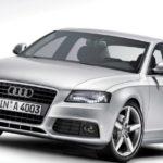 Propisane količine motornog ulja i servisni intervali za Audi A4