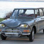 Citroen Ami 6 1961. – 1969. – Istorija modela