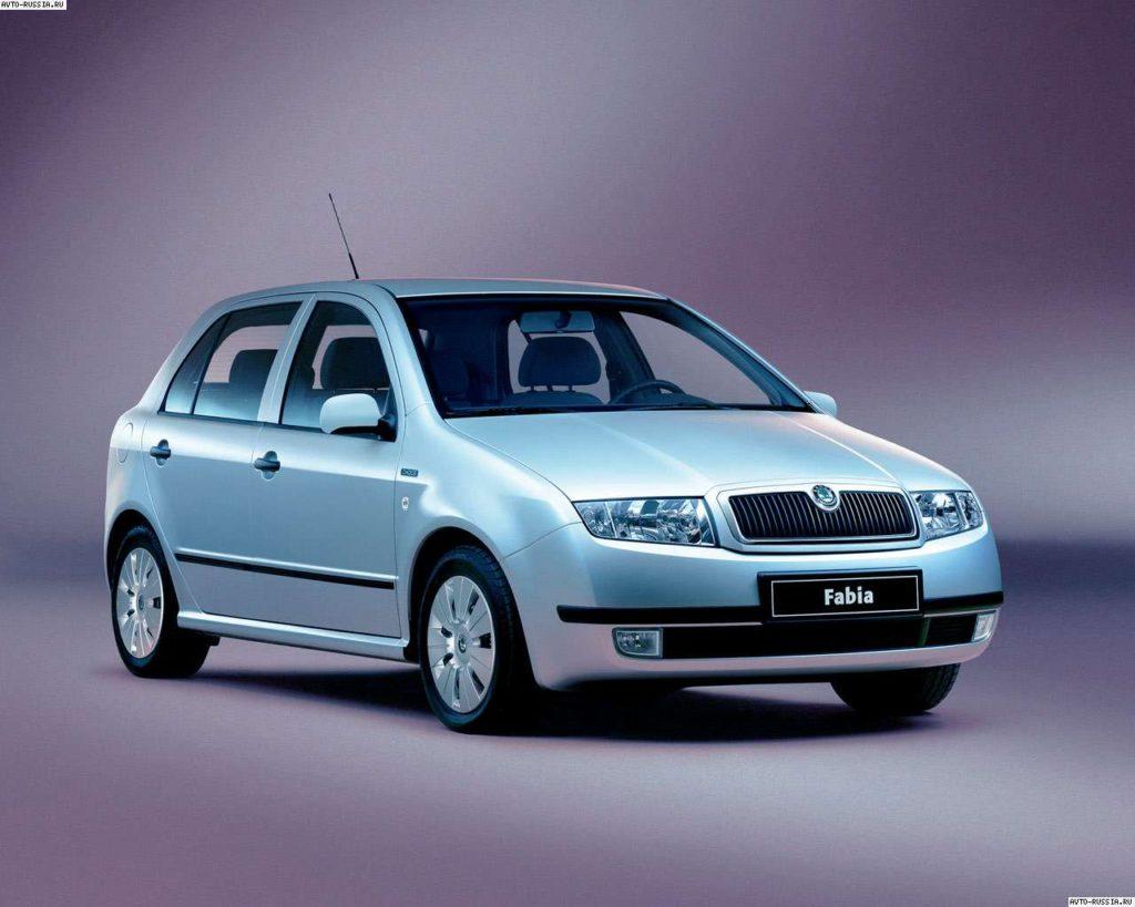 Škoda Fabia 6Y