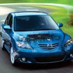 Koliko motornog ulja ide u  Mazda 3 (2003-2018)?