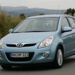 Hyundai i20 – propisane količine motornog ulja i servisni …