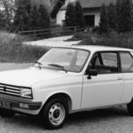 Peugeot 104 1972. – 1988. – Istorija modela