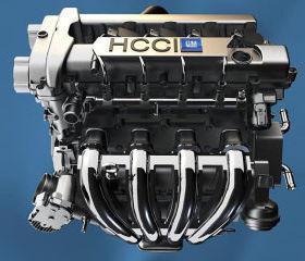 HCCI tehnologija motora