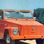 Volkswagen 181 – Istorija automobila