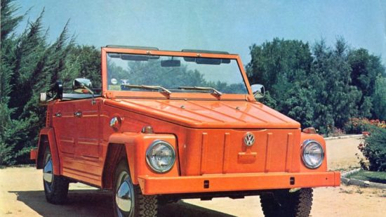 Volkswagen 181