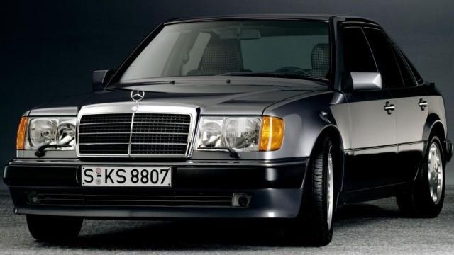 Mercedes 124 200 d