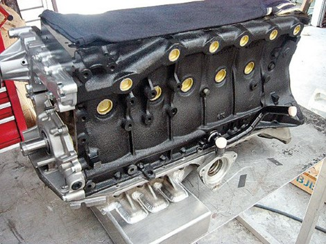 Nissanovi RB26motori