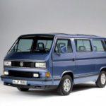 Vw Transporter T3 – Istorija modela
