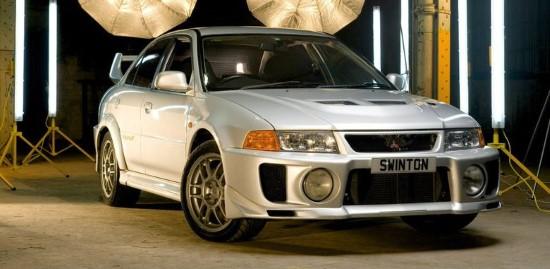 Mitsubishi Lancer Evolution V (CP9A)