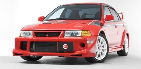 Mitsubishi Lancer Evolution VI (CP9A)Mitsubishi Lancer Evolution VI (CP9A)