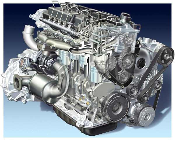 2.2 dCi motor