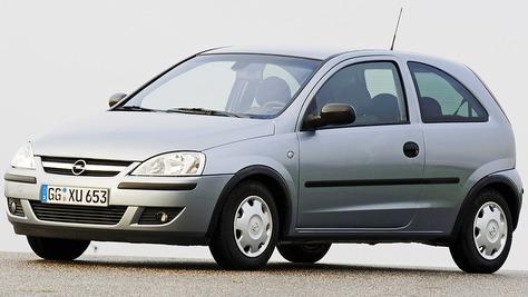 Opel Corsa C servis