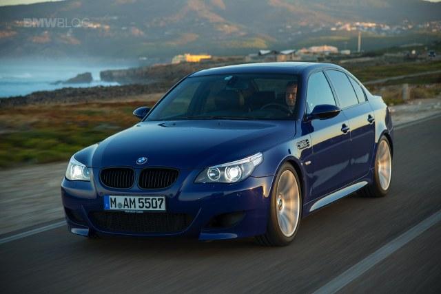BMW 5 E60 servis