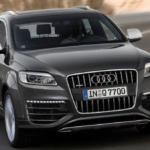 Audi Q7 – propisane količine motornog ulja i servisni …