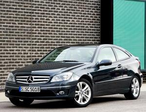 Mercedes-Benz CLC klasa
