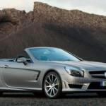 Mercedes-Benz SL klasa – propisane količine motornog ulja …