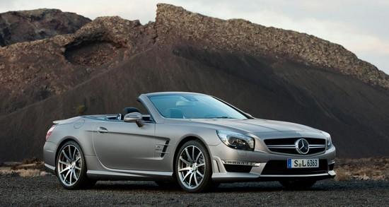 Mercedes-Benz SL klasa