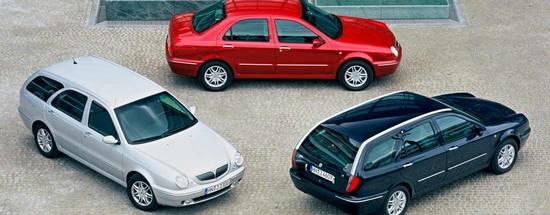 Lancia Lybra (2000 – 2005)