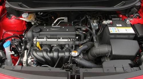 Kia Rio 3 - motor