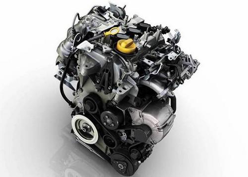 Renault Clio 4. gen.  - Motor