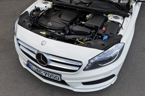 Mercedes A klasa W176 - Motor
