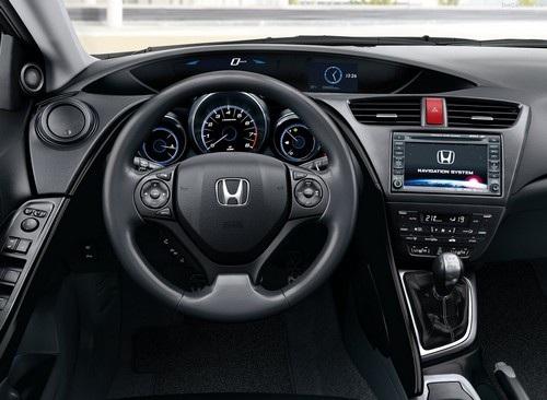 Honda Civic 9. gen.