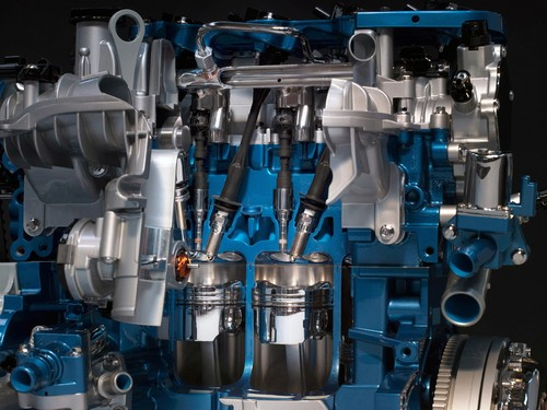 1.6 EcoBoost motor
