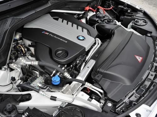 Bmw X5 F15 - Motor