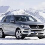 Mercedes M klasa – propisane količine motornog ulja …
