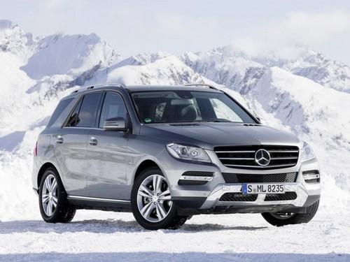 Mercedes M klasa
