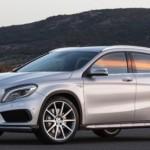 MercedesGLA klasa – propisane količine motornog ulja …
